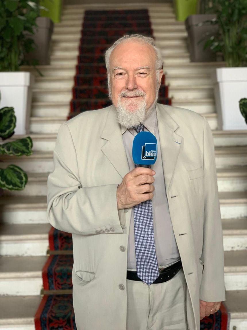 Alain Périès, premier adjoint au maire de Pantin