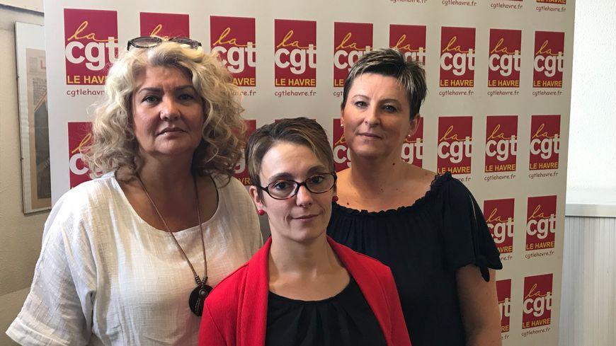 Les représentantes de la CGT au Havre ont rendez-vous à l'Agence Régionale de Santé ce mercredi pour réclamer plus d'effectifs