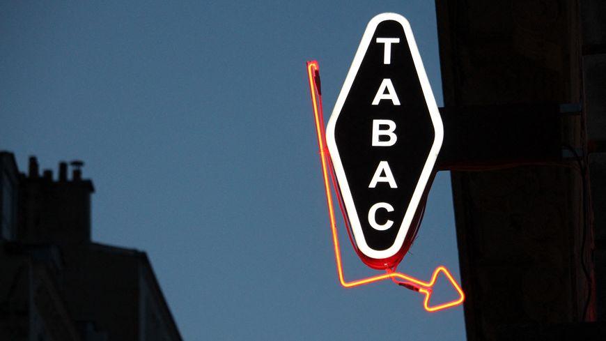 Bureau de tabac / photo d'illustration