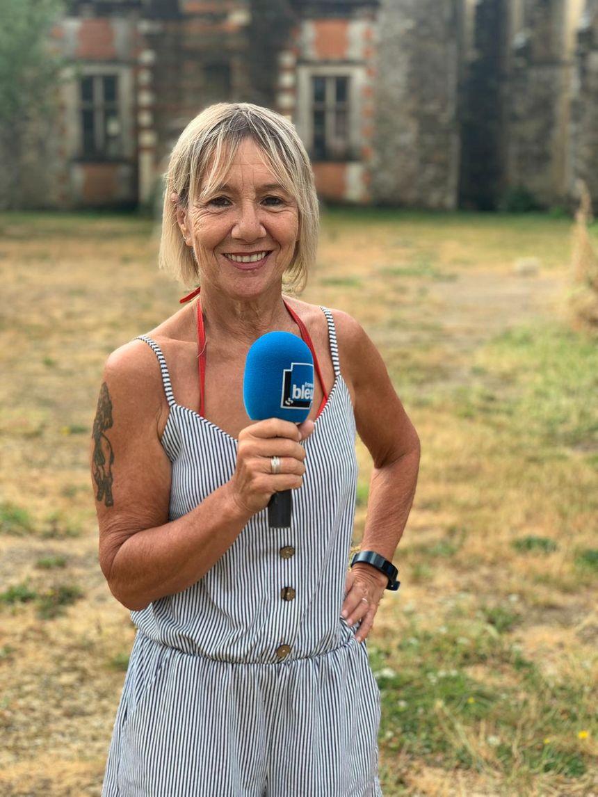 Karina, médiateur culturel de la ville de Coulommiers