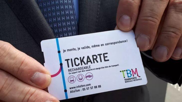 Il faut compter 3% de hausse en moyenne des tarifs des bus et tramways dans la Métropole de Bordeaux à compter du 1er août 2019
