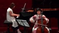 Piotr Ilitch Tchaïkovski : Nocturne en ut dièse mineur op. 19 n° 4 (Renouil-Hata/Misela Jaunzeme)