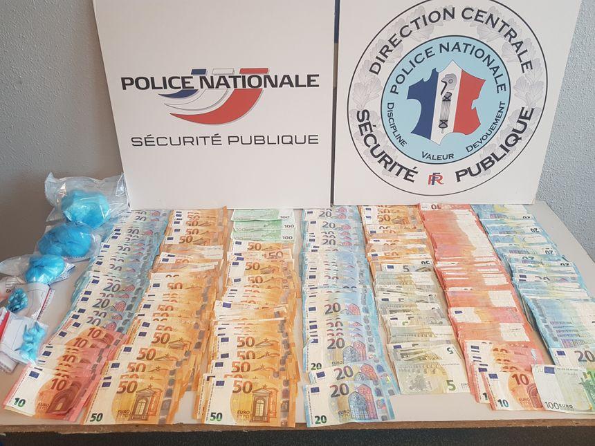24 215 euros en liquide ont été saisis