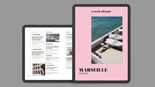 Le guide A week abroad Marseille
