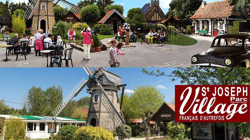 Un village français d'AUTREFOIS