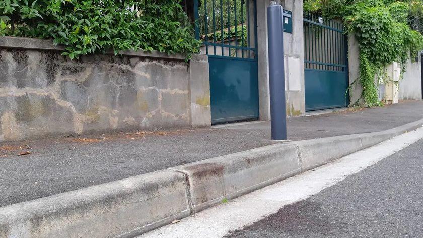 L'agression a eu lieu chemin des Linières à Toulouse dans le quartier des Minimes