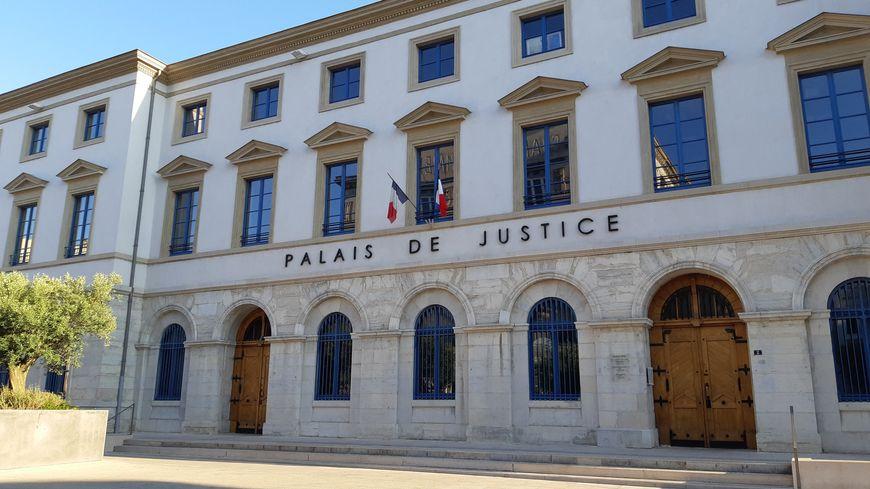 Le tribunal de grande instance de Valence.