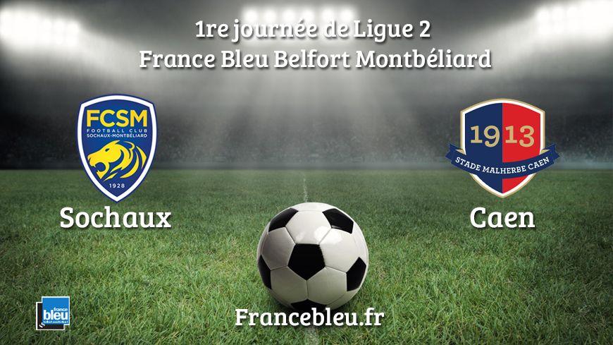 Le FCSM reçoit Caen pour la reprise du championnat de Ligue 2