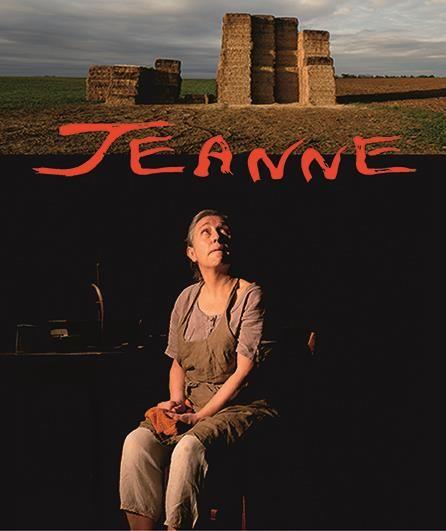Jeanne joué par Chantal Raffanel