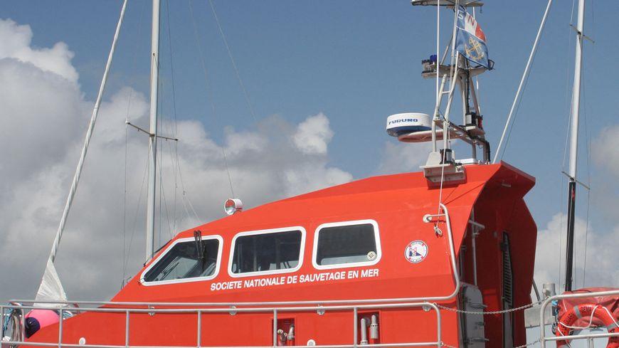 Un bateau de la SNSM