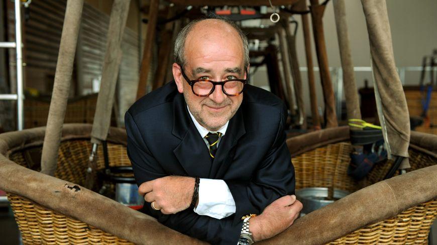 Philippe-Buron Pilâtre vit depuis 30 ans au rythme du Mondial Air Ballons