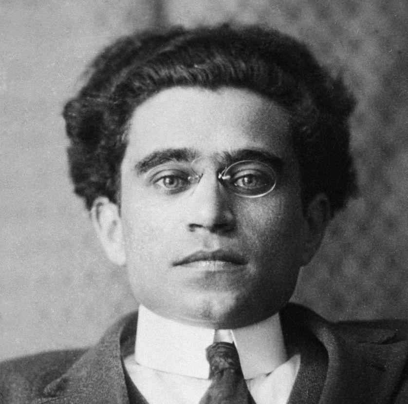 Antonio Gramsci dans les années 1930