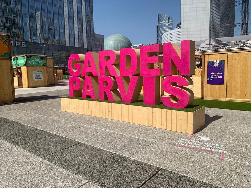 Le Garden Parvis