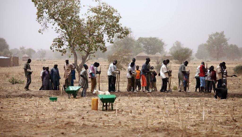 La faim dans le monde est encore en progression selon l'ONU