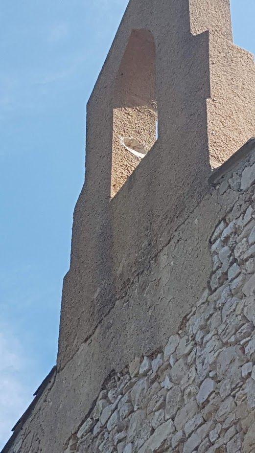 La cloche de la chapelle de Saint Damasse a été dérobée