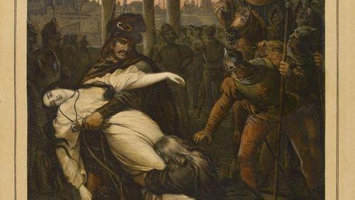 Notre-Dame de Paris (31/35) : La mort d'Esmeralda