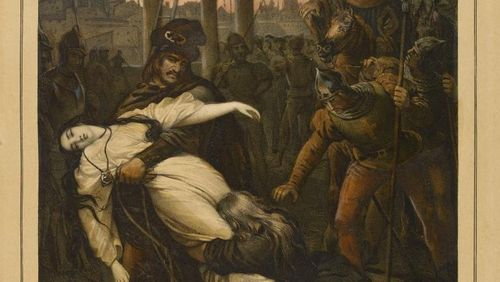 Épisode 31 : La mort d'Esmeralda