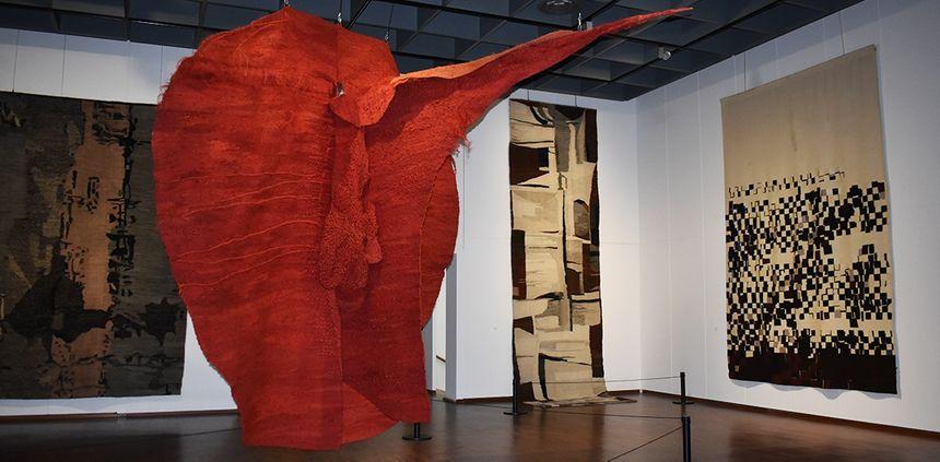 L'oeuvre de Magdalena Abakanowicz