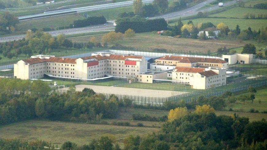 Le centre de détention de Neuvic - illustration