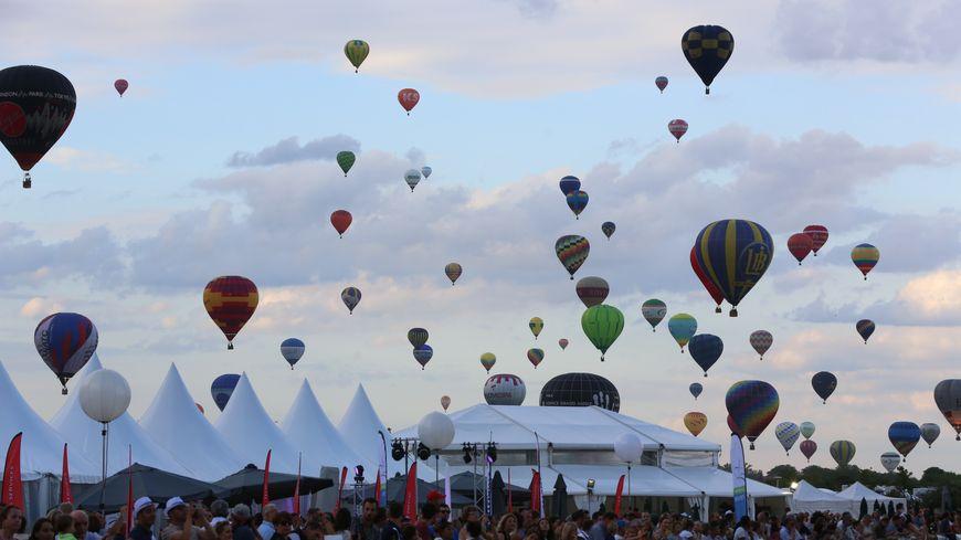 400.000 visiteurs sont attendus pour l'édition 2019 du Grand Est Mondial Air Ballons