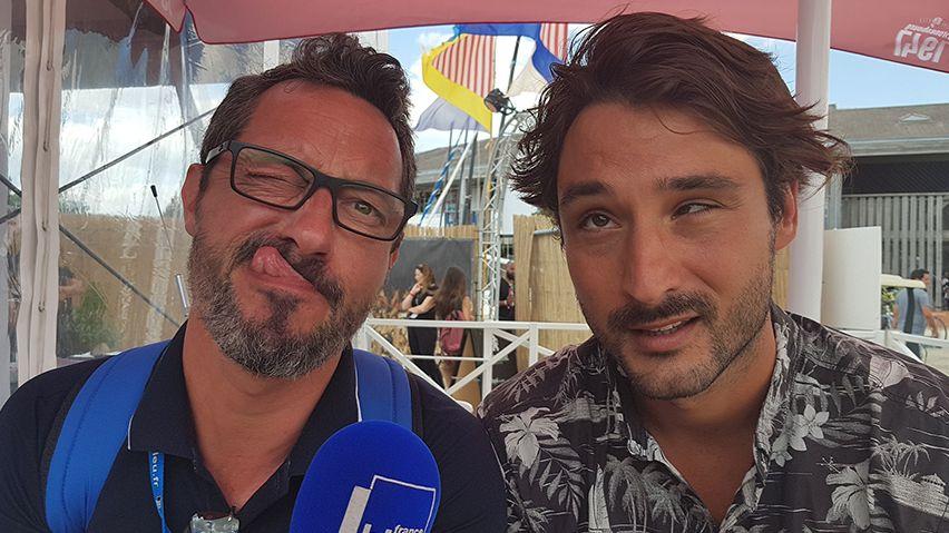 Jérémy Frerot & Tristan - Francofolies