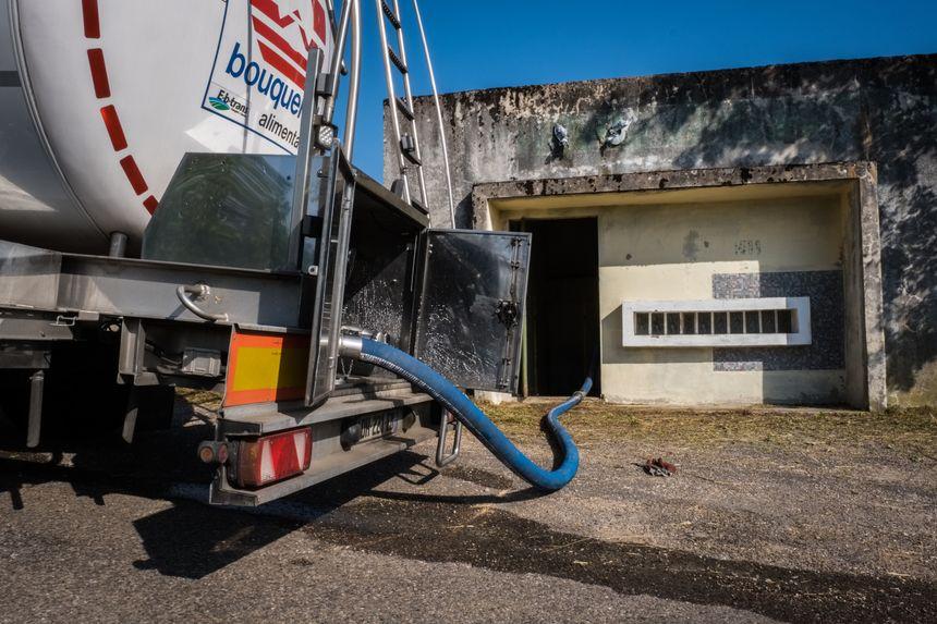 livraison d'eau en citerne à Vernois sur Mance en Haute-Saône