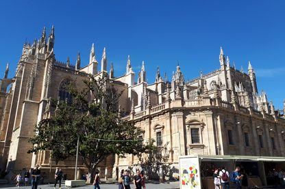 Séville a enregistré depuis la diffusion de la série une progression de 38% des demandes d'hébergements touristiques.