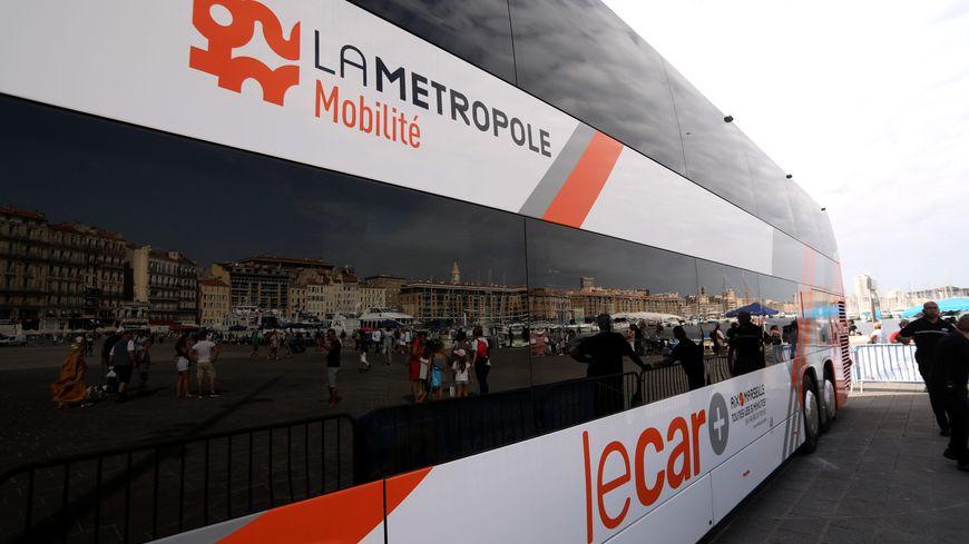 Bus entre Aix et Marseille