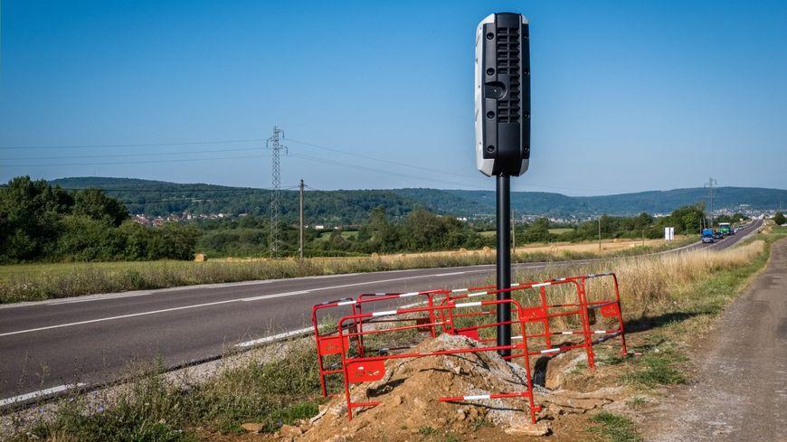 Radar nouvelle génération RN19 Vesoul