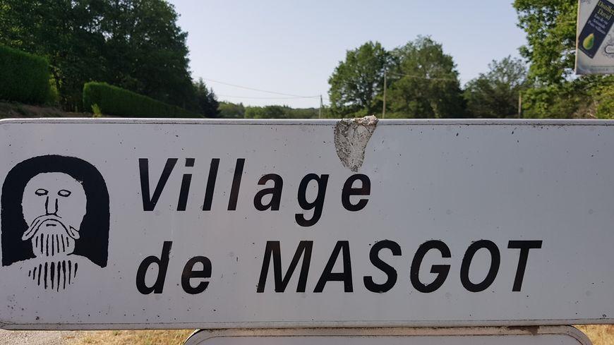 Masgot, sur la commune de Fransèches  en Creuse
