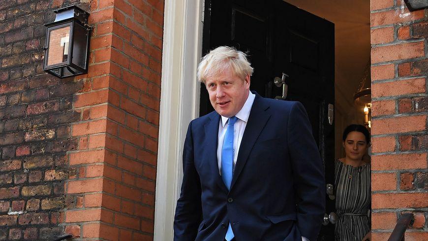 Boris Johnson élu à la tête du parti conservateur britannique succède à Theresa May au poste de Premier ministre