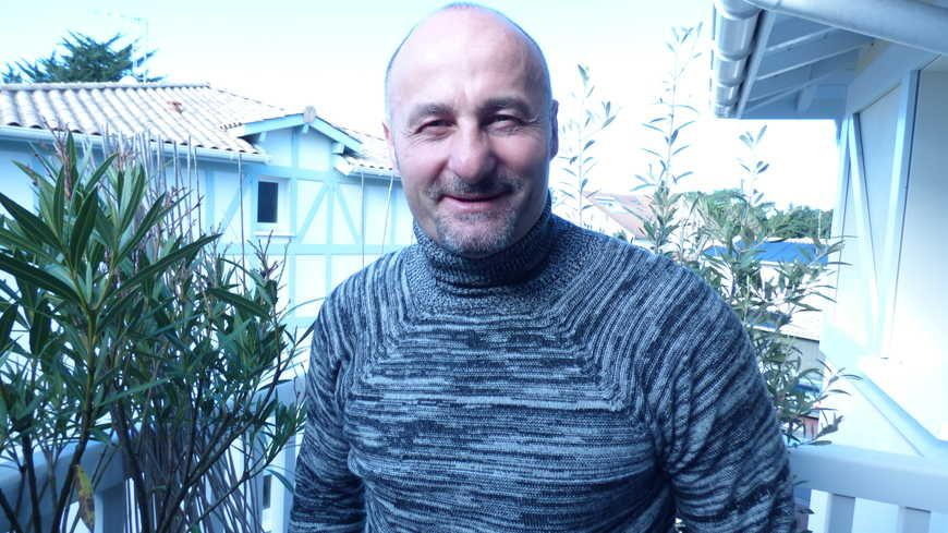 Marc Dal Maso est le nouvel entraîneur des avants du CA Brive