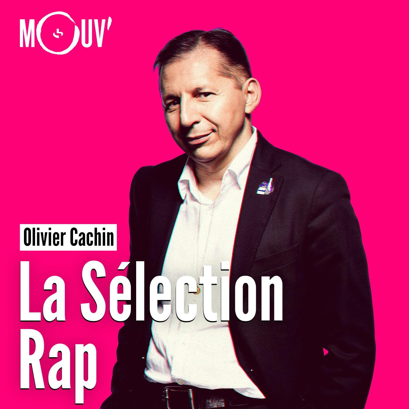 La sélection Rap - Olivier Cachin:Mouv'