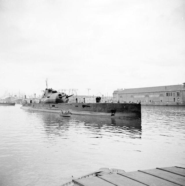 Le Surcouf, sous-marin français, a disparu le 18 février 1942 dans le golfe du Mexique.