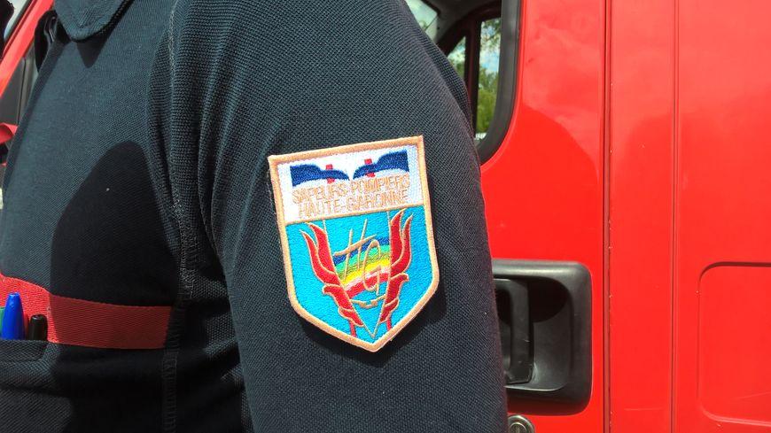 Les pompiers du SDIS 31 n'ont rien pu faire pour sauver le cycliste âgé de 23 ans