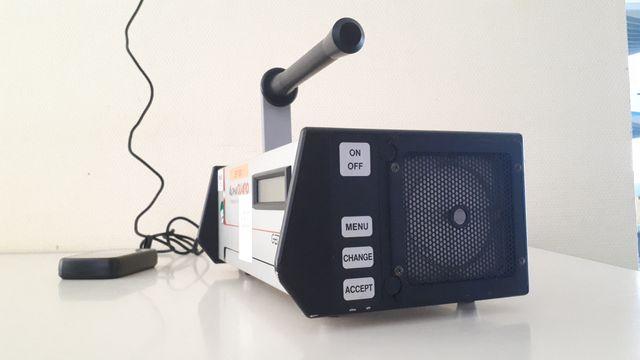 Dosimètre pour mesurer la teneur en radon de l'air
