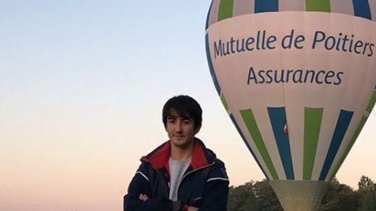 Rémi Ouvrard se prépare pour les championnats d'Europe