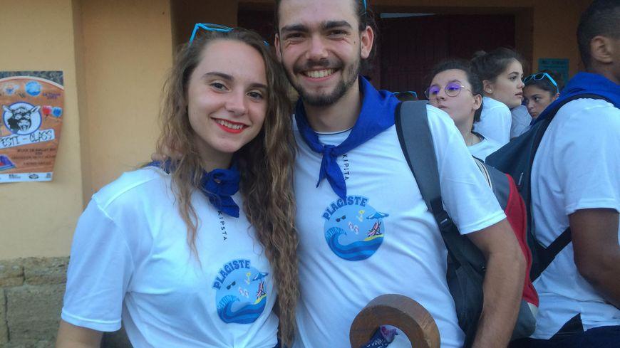"""Léo et Maëva vont avoir 18 ans dans l'année, ils font partie de la """"Classe des 18"""""""