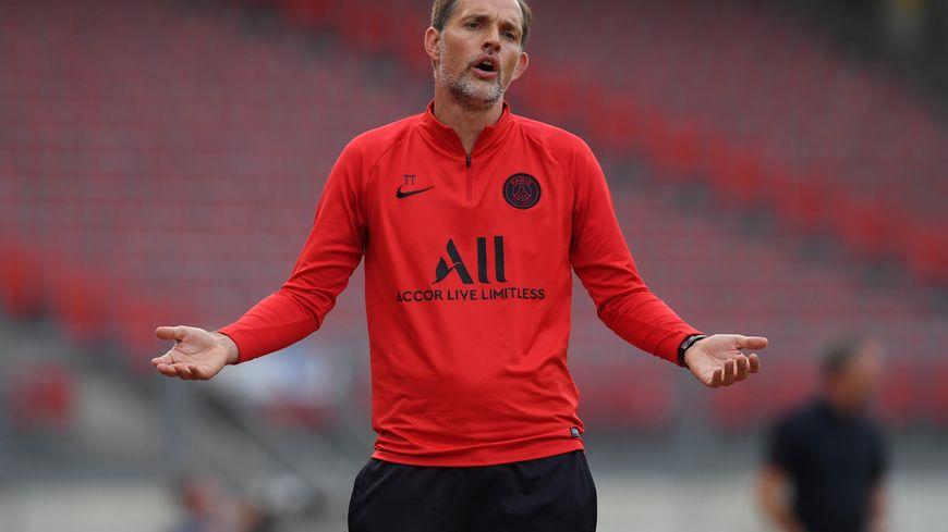 Thomas Tuchel, l'entraîneur parisien