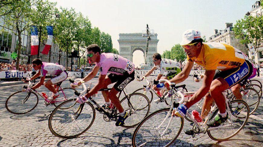 La dernière fois que le Tour est venu à Libourne, c'était en 1992 et Miguel Indurain l'avait emporté à Paris