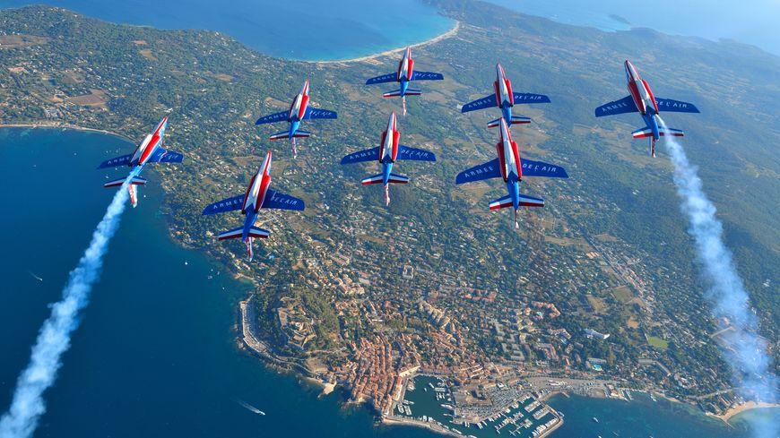 La Patrouille de France / Armée de l'Air Française