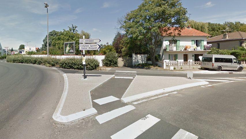 Clermont-Ferrand : un appel à témoins après un accident à l'entrée du quartier des Vergnes