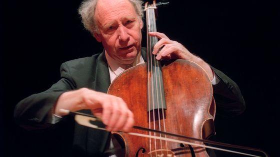 Le violoncelliste Anner Bylsma s'est éteint jeudi 25 juillet à l'âge de 85 ans