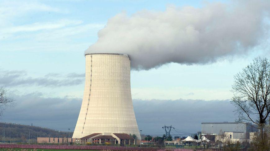 La centrale de Golfech.