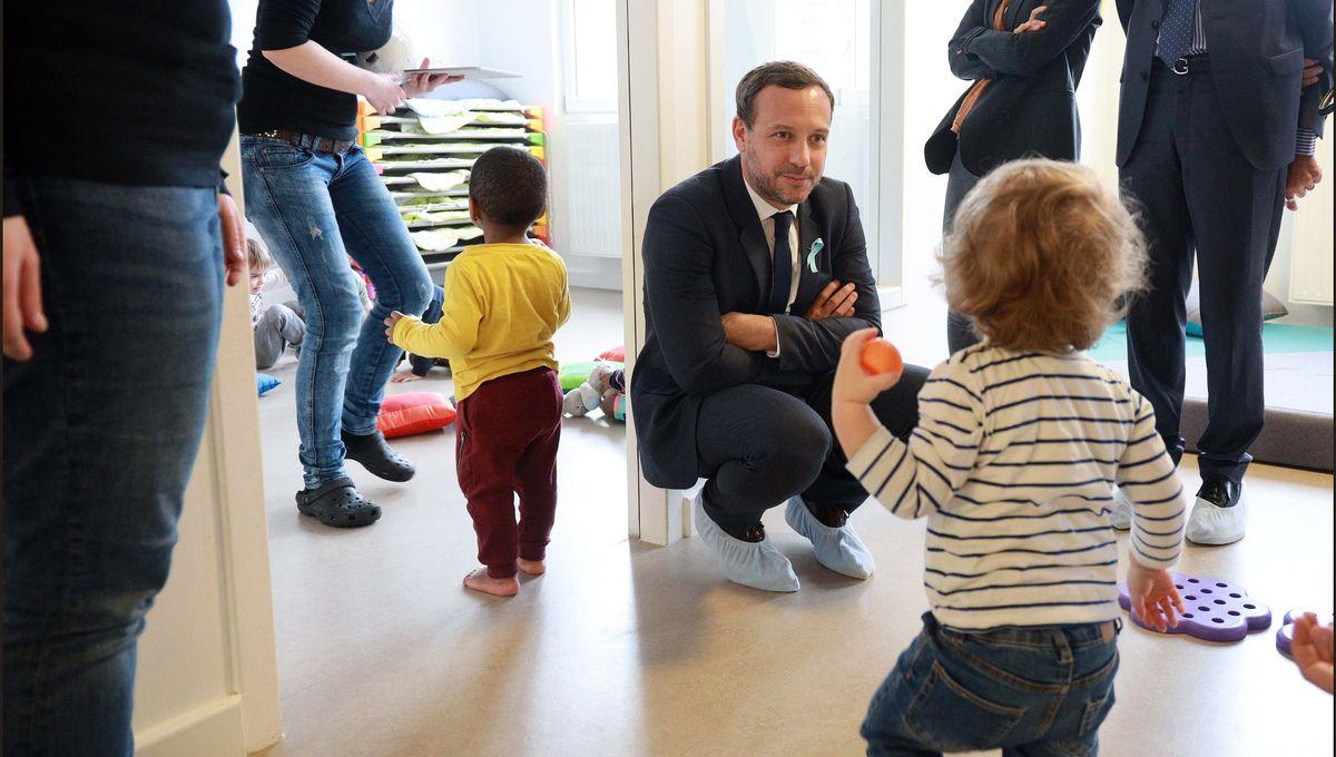 Indre-et-Loire : visite ce jeudi du secrétaire d'état chargé de la protection de l'enfance