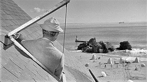 Les vacances de Monsieur Hulot (1953) de Jacques Tati