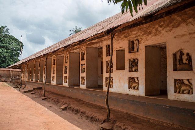 Le nouveau musée sera dans l'enceinte des palais d'Abomey au Bénin
