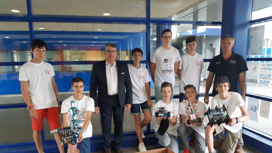 La délégation de Laval (et leurs robots) part lundi en Chine
