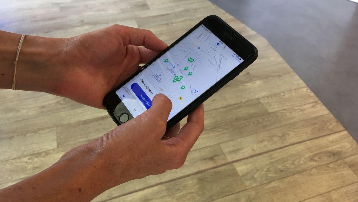 SAUV Life : vous pouvez sauver des vies avec cette application dans la Loire