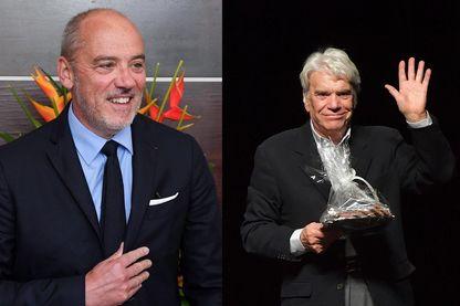 Bernard Tapie et Stéphane Richard